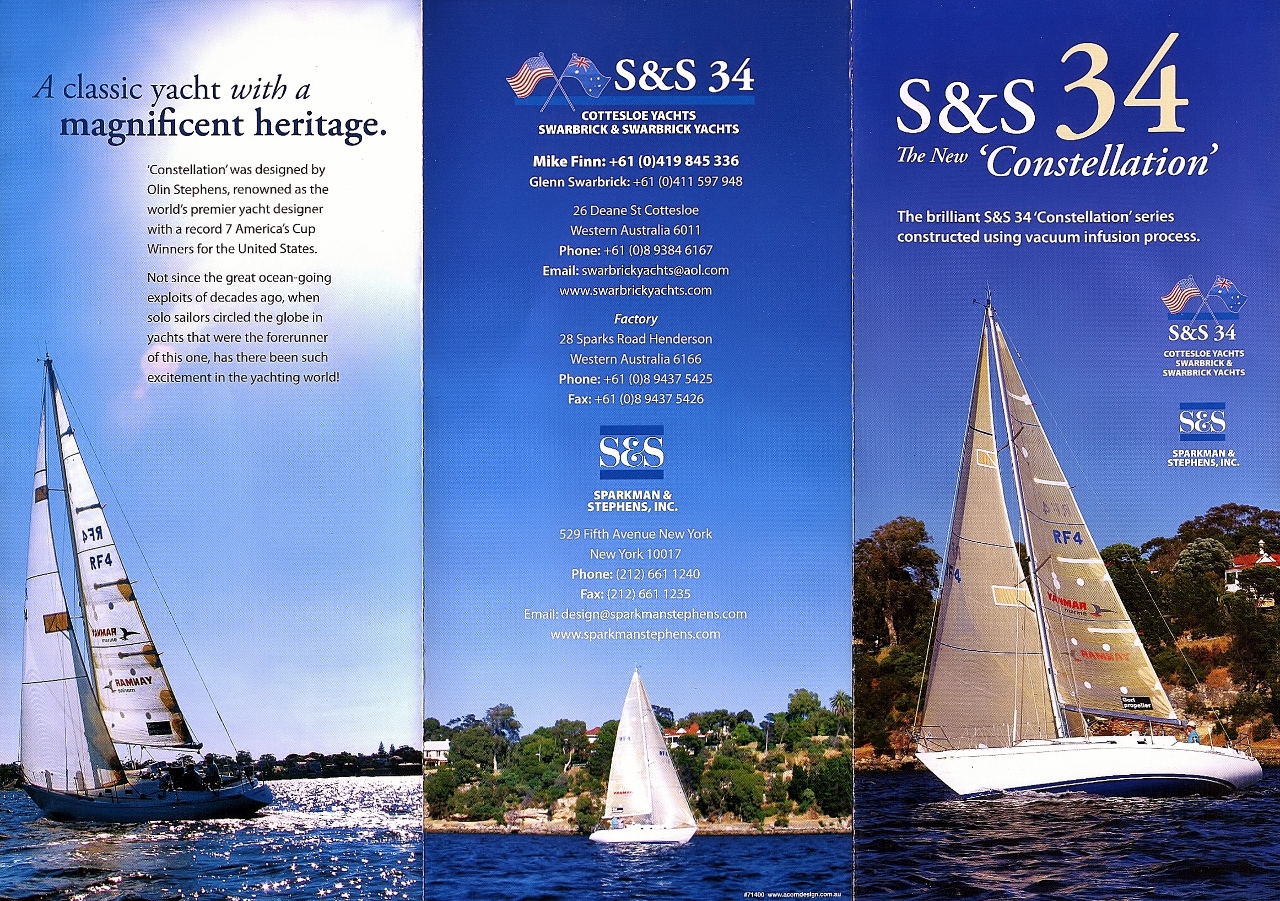 New S&S 34 Sales Brochure 1