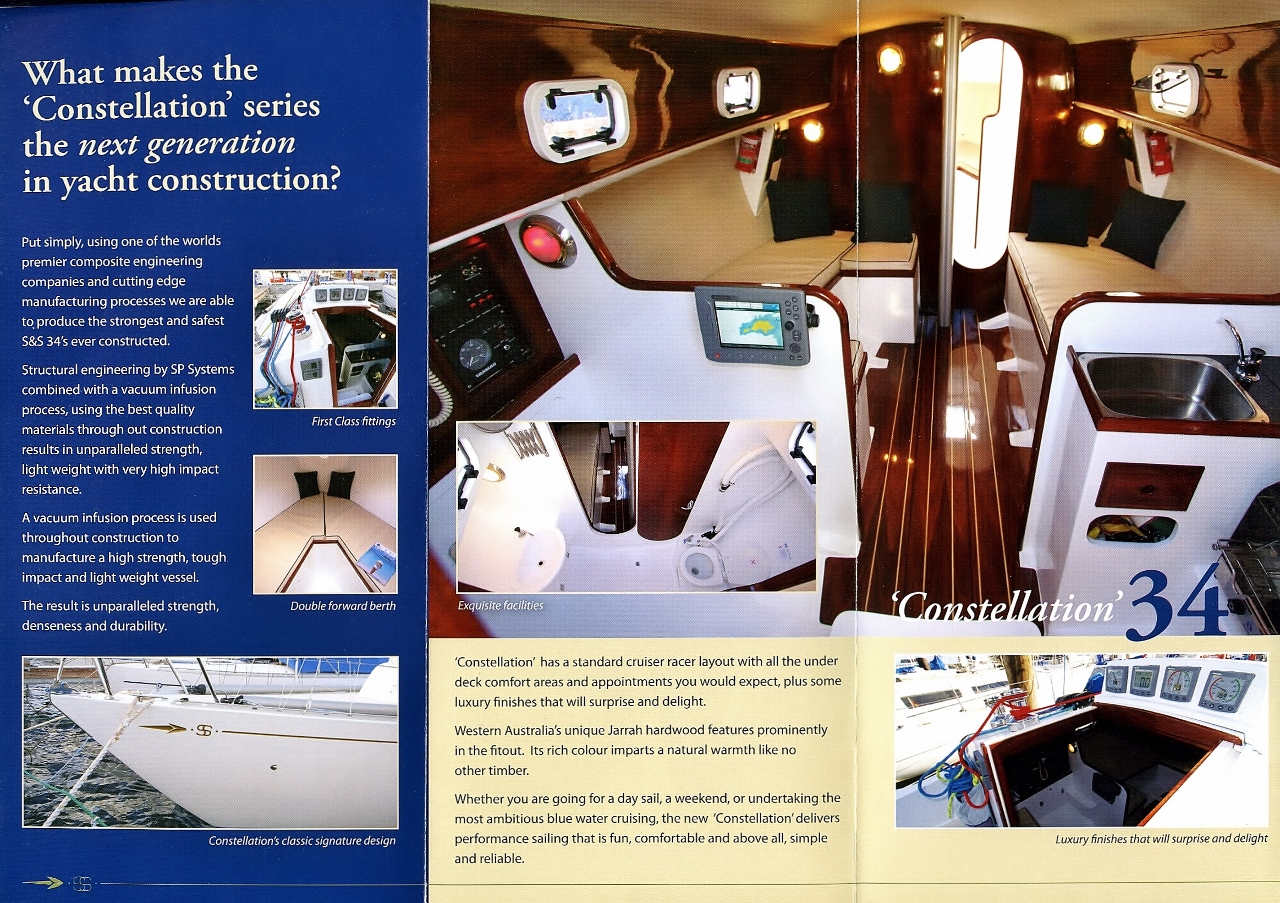 New S&S 34 Sales Brochure 2
